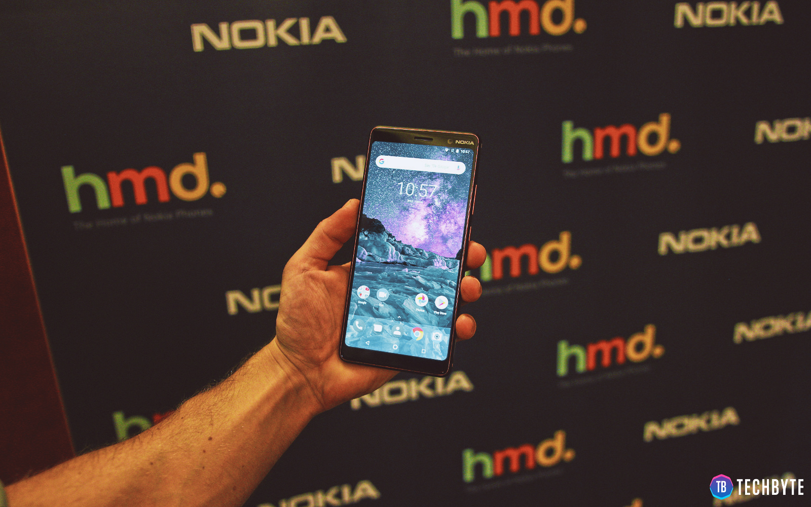 Nokia 7 Plus (FOTO Marek Urban)