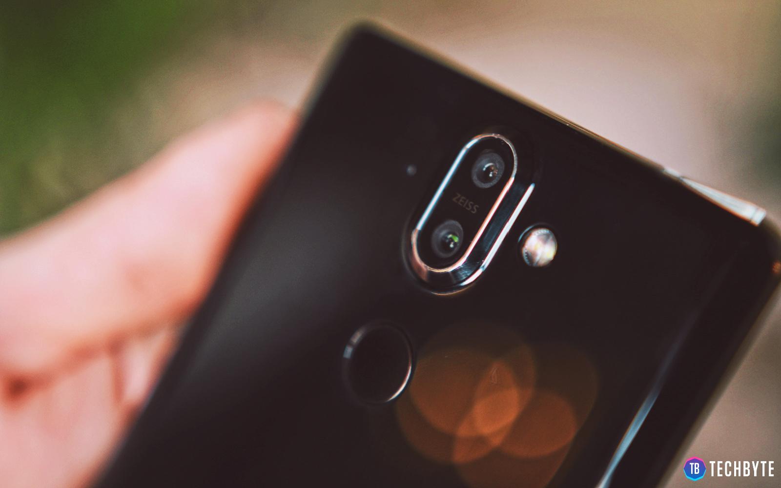 Nokia 8 Sirocco (FOTO Marek Urban)