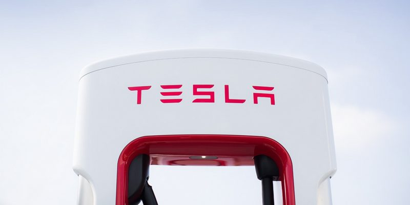 Tesla Superchager