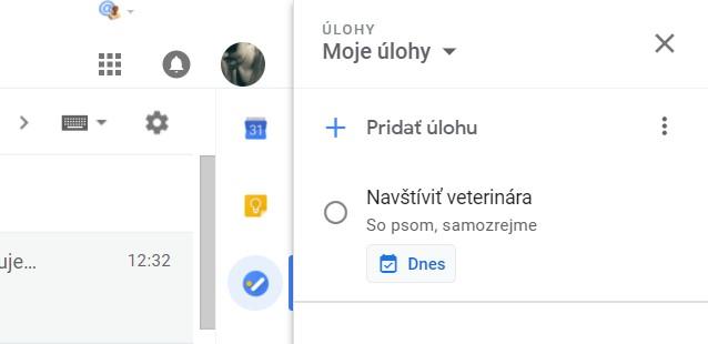 google úlohy