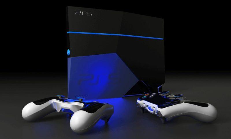 Koncept PlayStation 5
