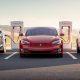 Elektromobily Tesla
