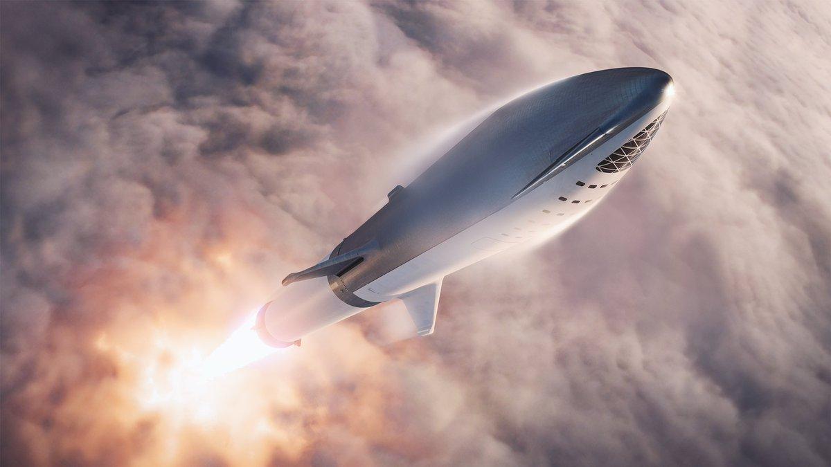 Starship od SpaceX