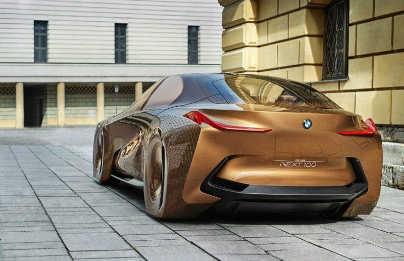 Jeden zo starších konceptov BMW
