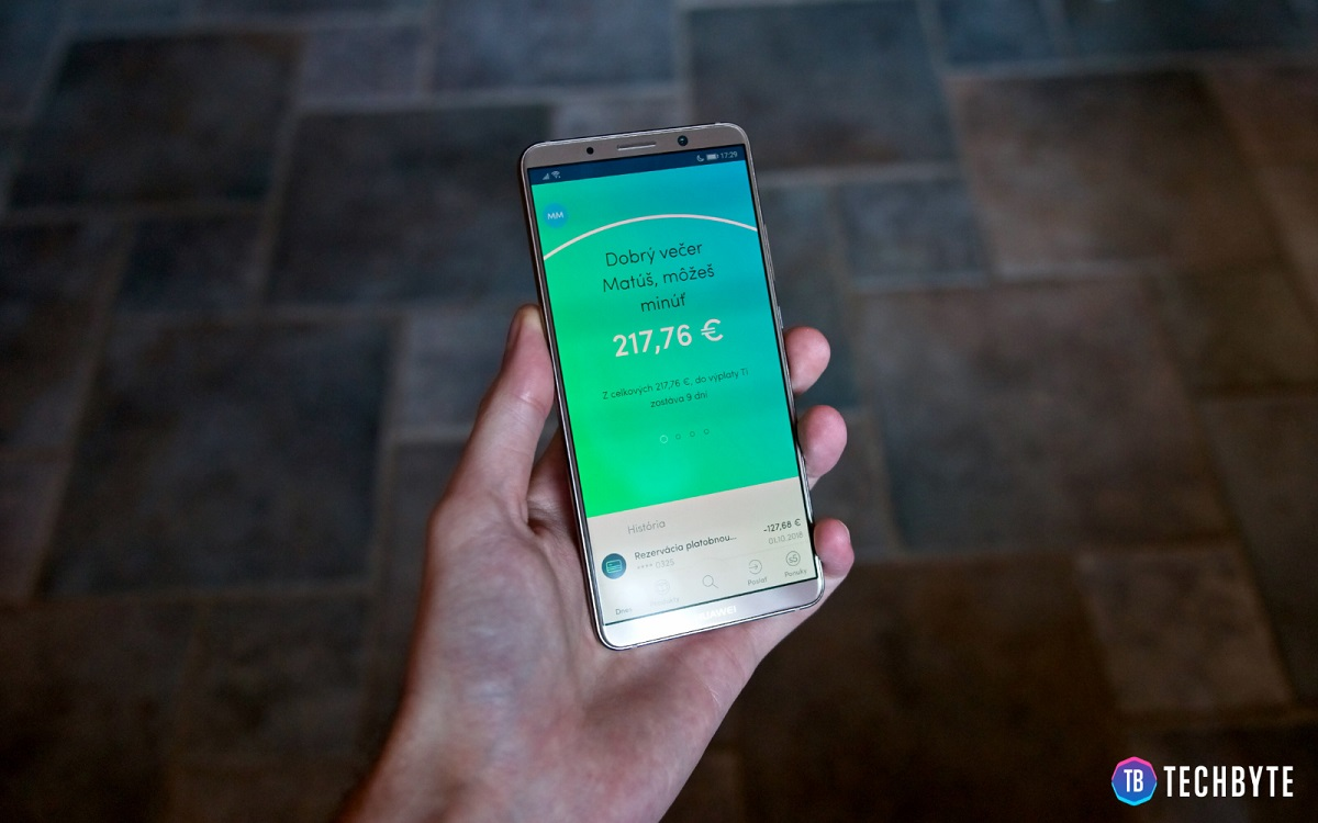 365.bank a jej mobilná aplikácia