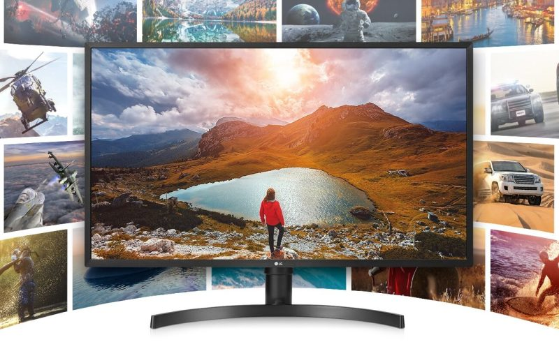 4K HDR monitor