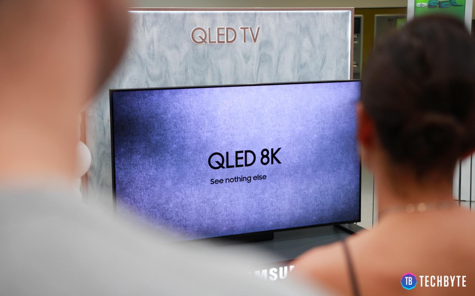 QLED TV od Samsungu