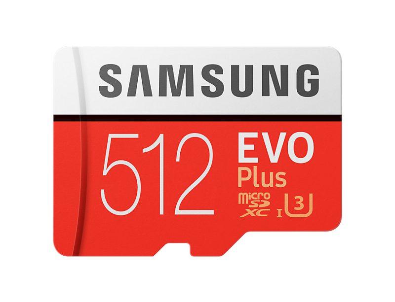 Nová microSD karta od Samsungu