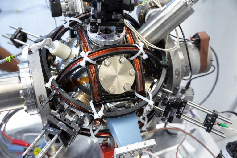 Kvantový akcelerometer