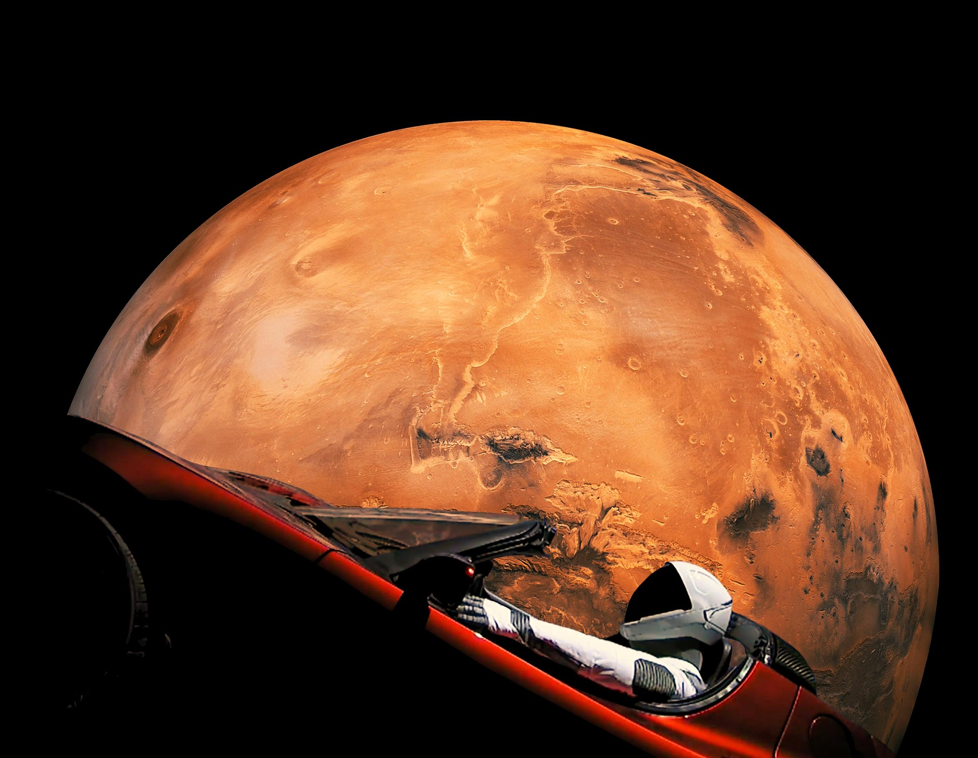 Život na Marse? Je to viac než možné.
