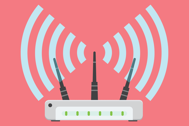 Wi-Fi router