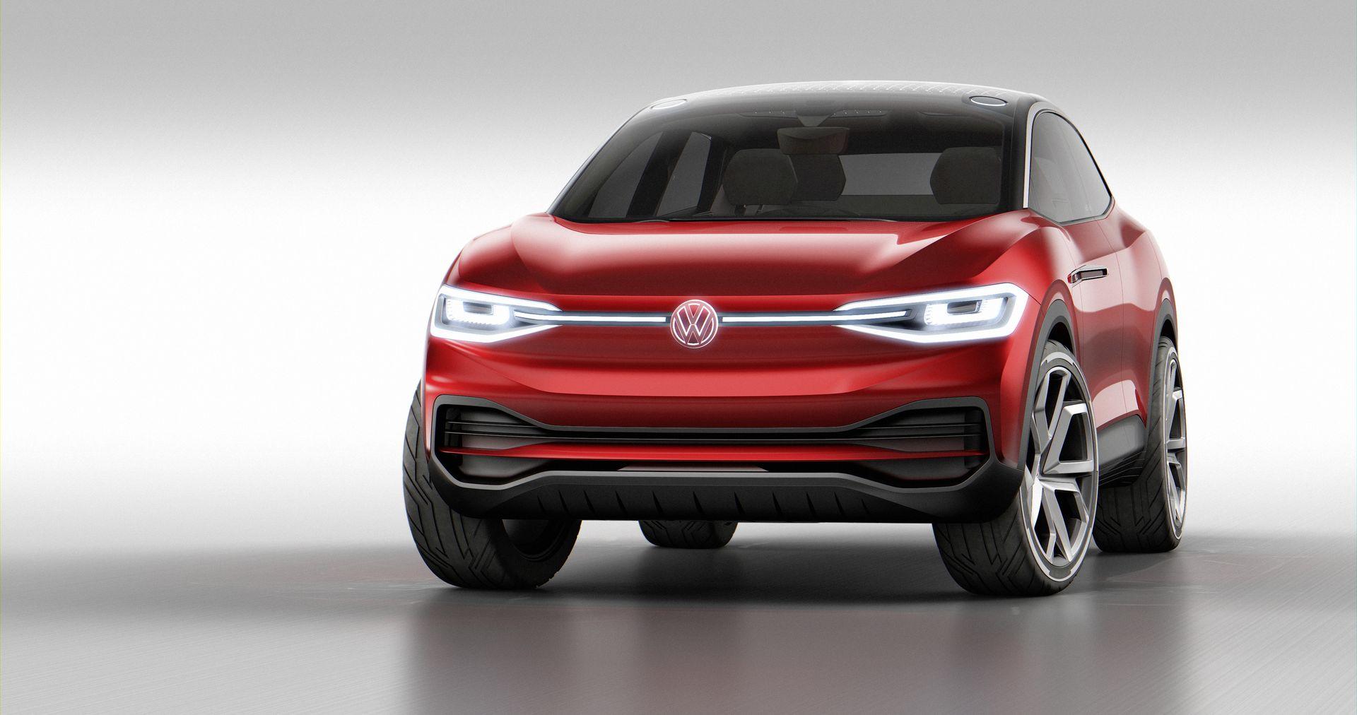 Koncept elektromobilu Volkswagen