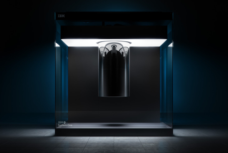 Komerčný kvantový PC od IBM