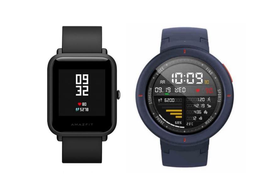 Smartwatch od Xiaomi