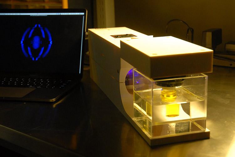 Nová 3D tlačiareň