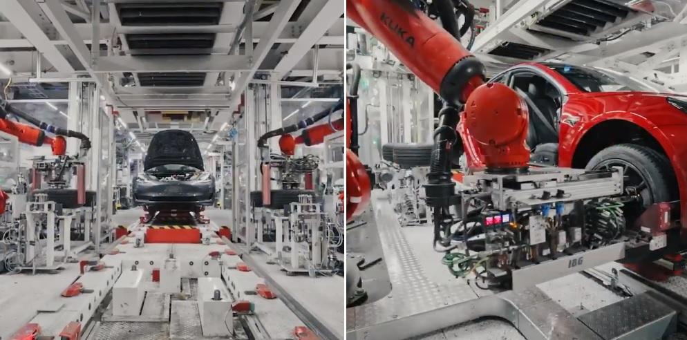 Výroba elektromobilov