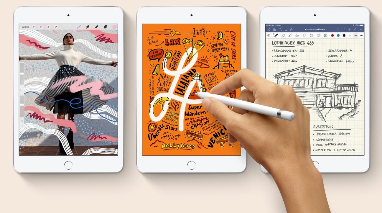 Nový iPad mini