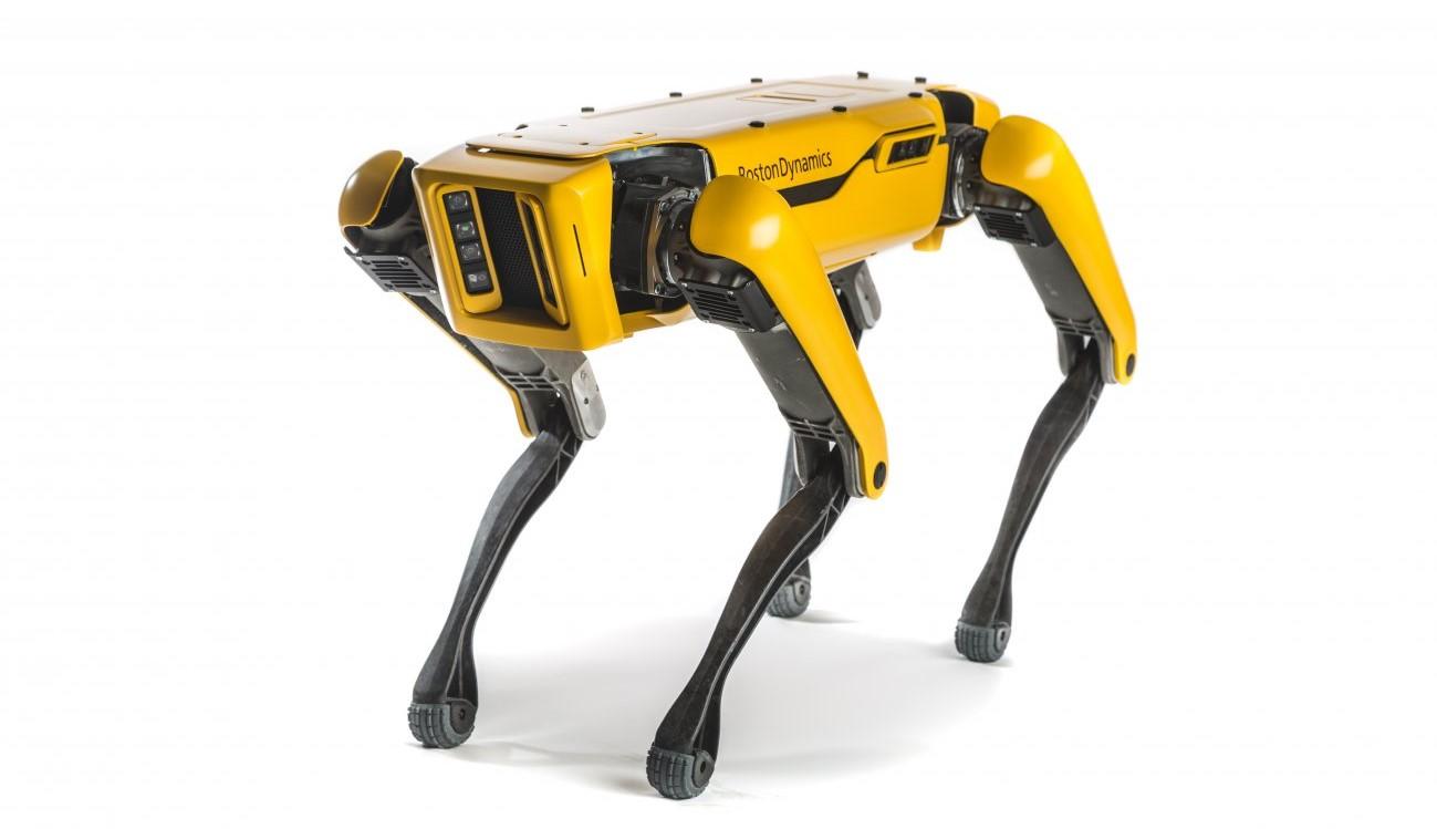 robot od boston dynamics