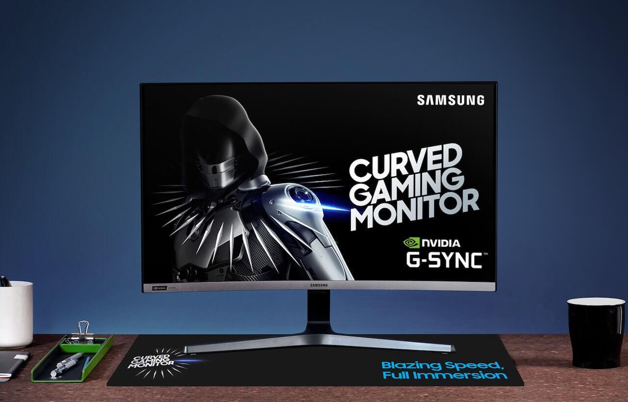 Nový monitor od Samsungu