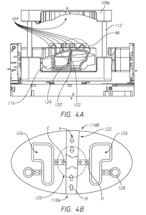 Náčrt z patentu