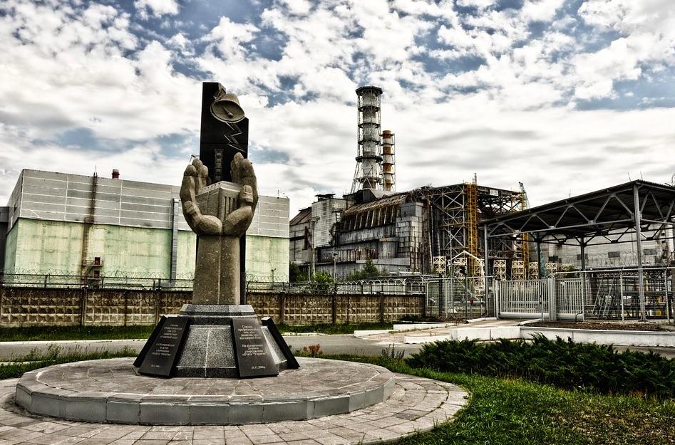 Elektráreň v Černobyle