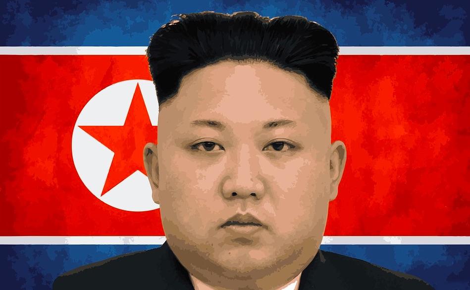 Diktátor Kim Jong-Un