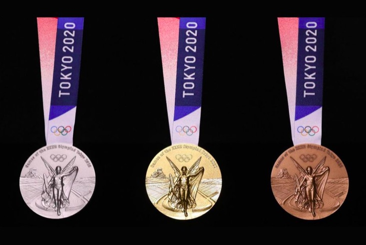 Medaile zo starej elektroniky