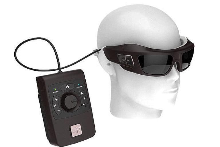 Okuliare s kamerou