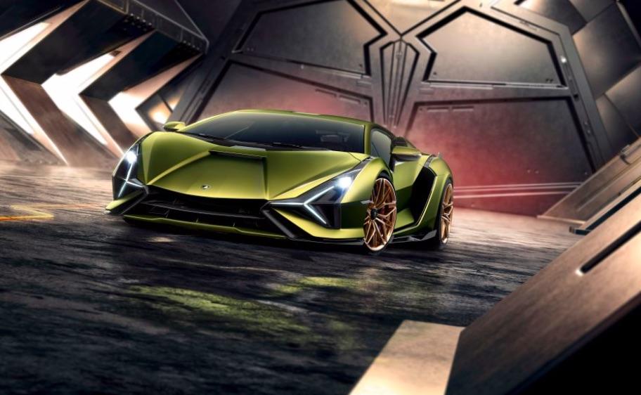 Novinka od Lamborghini