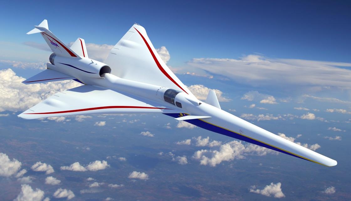 Lietadlo X-59