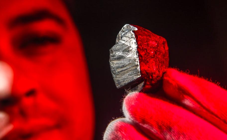 Nový minerál