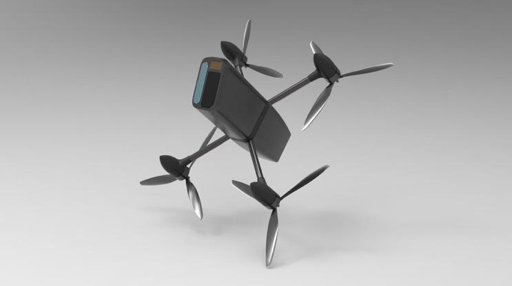 Nezvyčajný dron