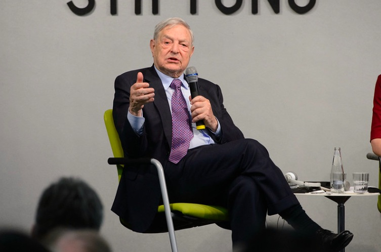 Filantrop George Soros