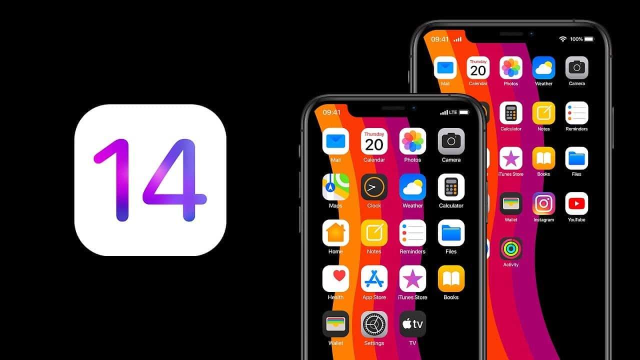 iOS 14 - Apple