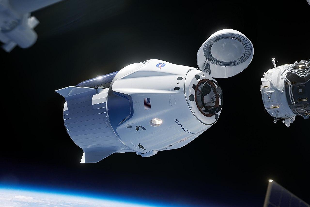 Crew Dragon od SpaceX