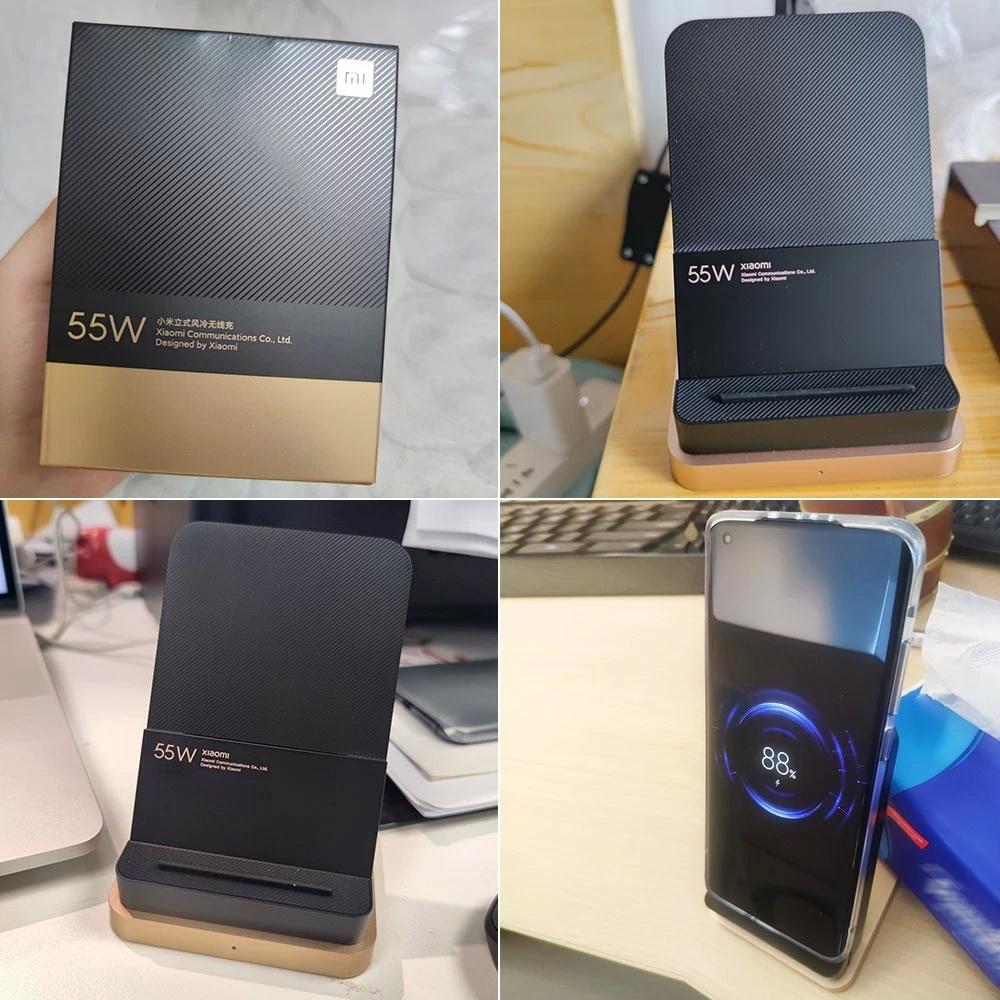 Xiaomi 55 W bezdrôtová nabíjačka