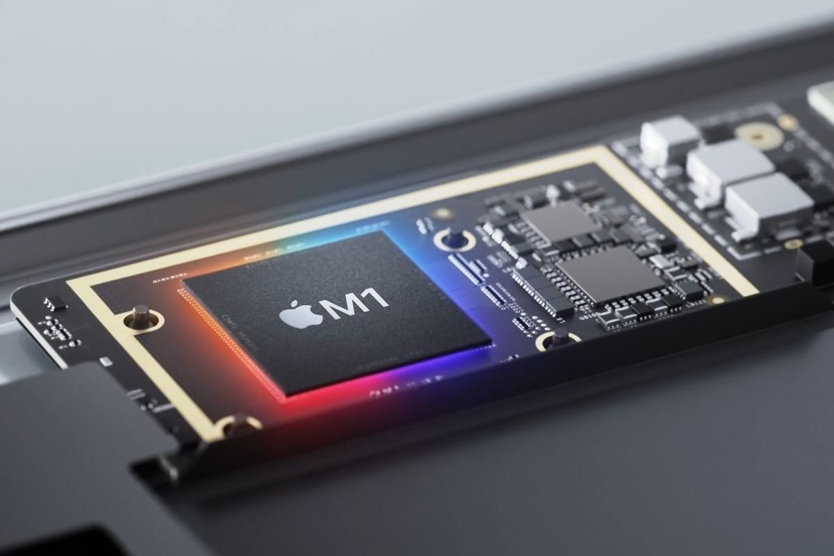 Nové Macbooky a Mac Mini poháňa Apple M1.
