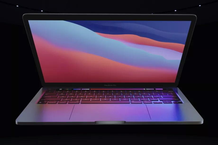 MacBook Pro s M1