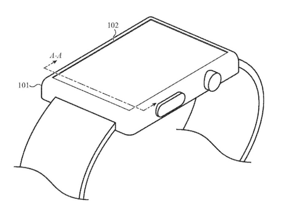Patent spoločnosti Apple (Apple Watch)