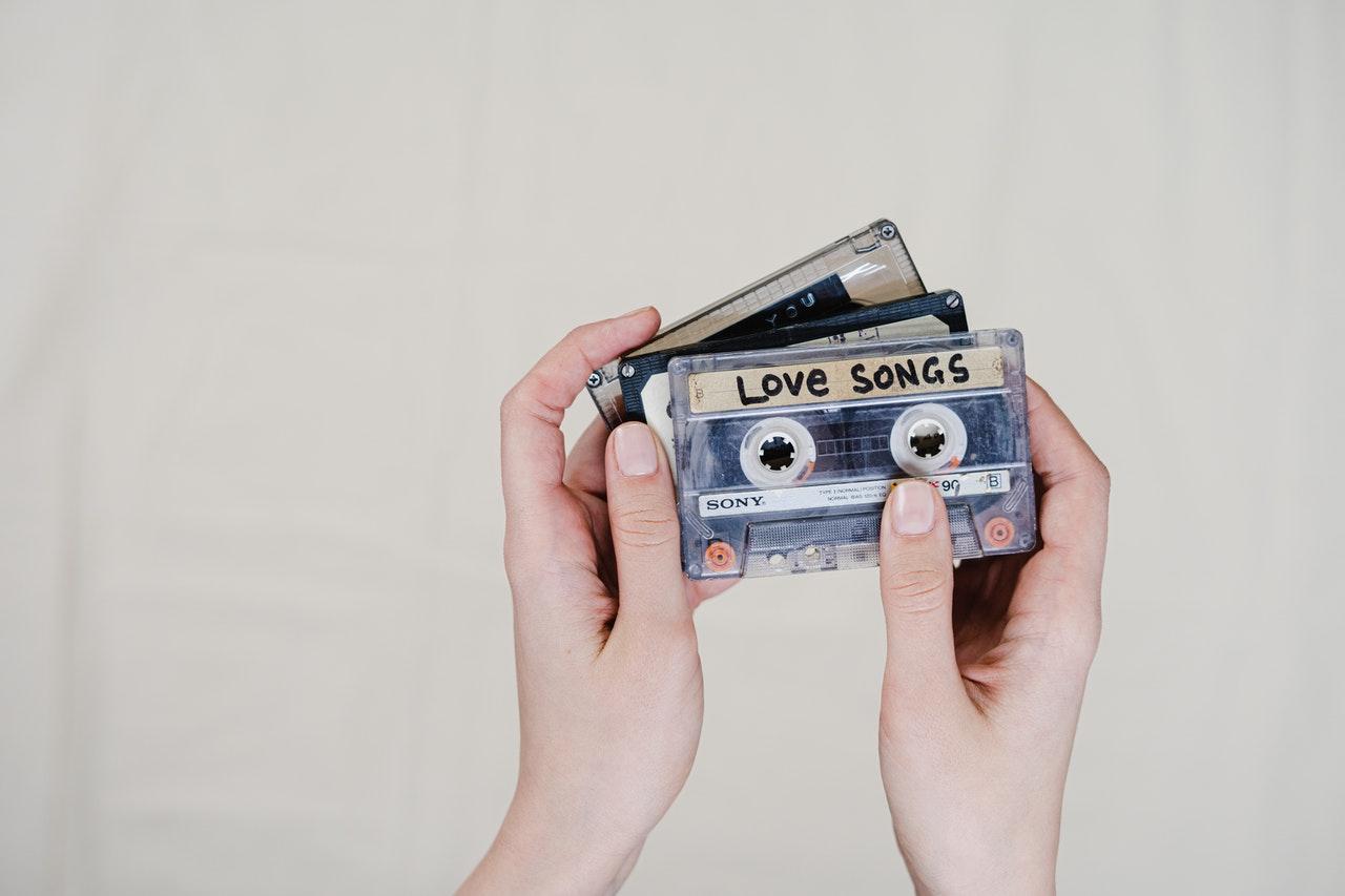 Audiokazeta - vynález Loua Ottensa
