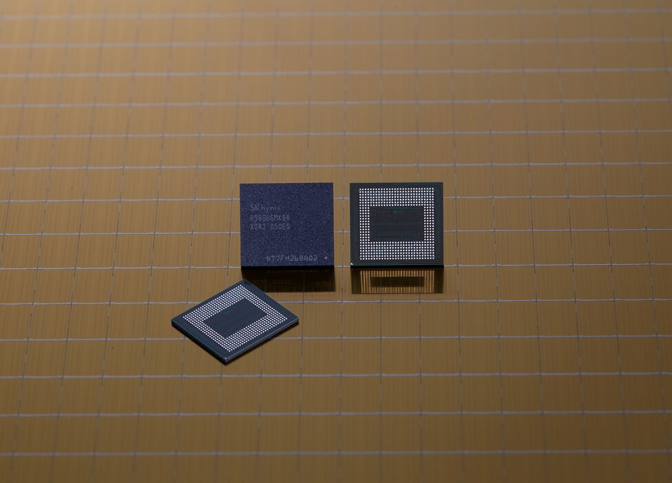 18 GB LPDDR5 RAM