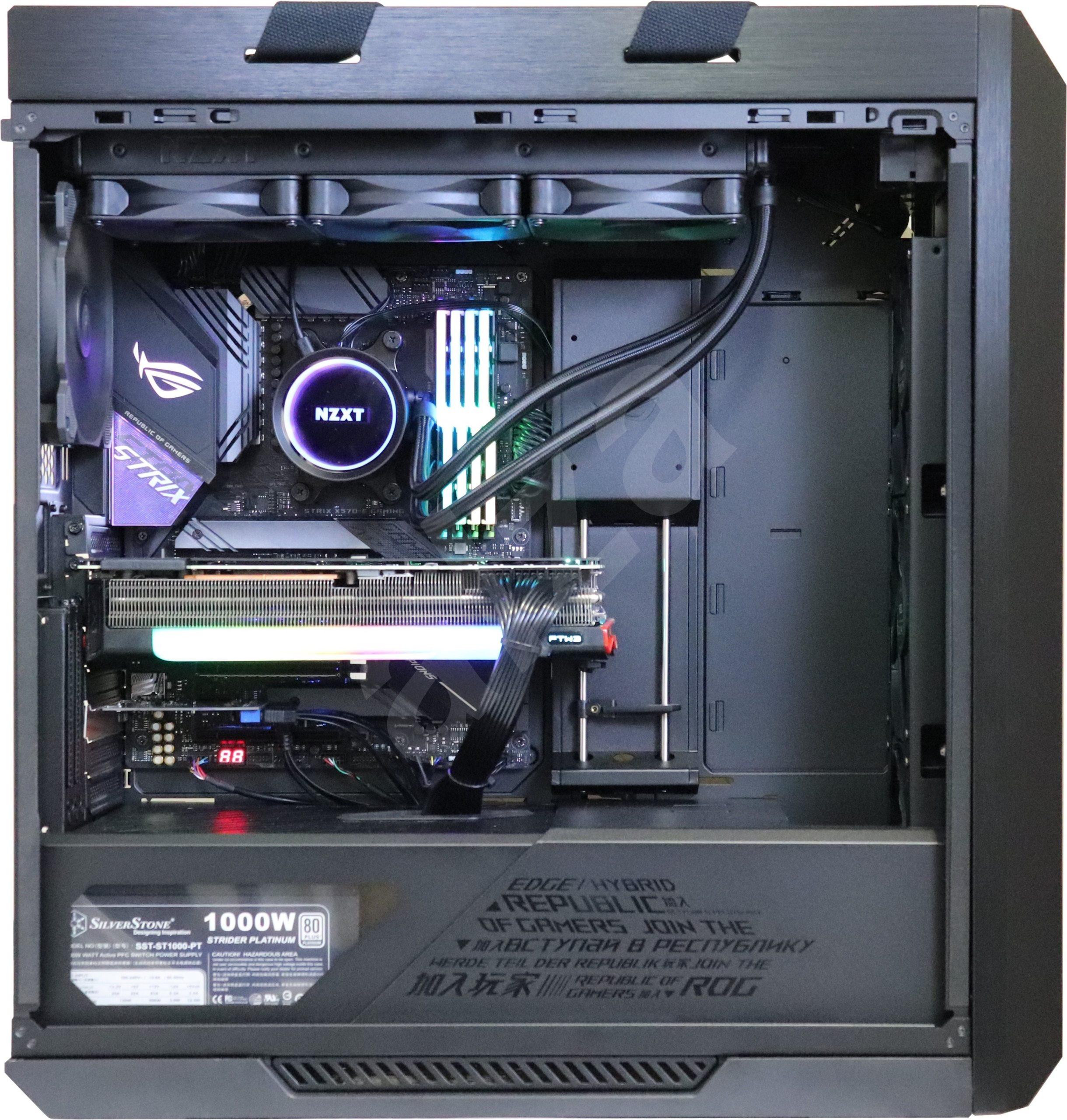 Zostava s RTX 3090