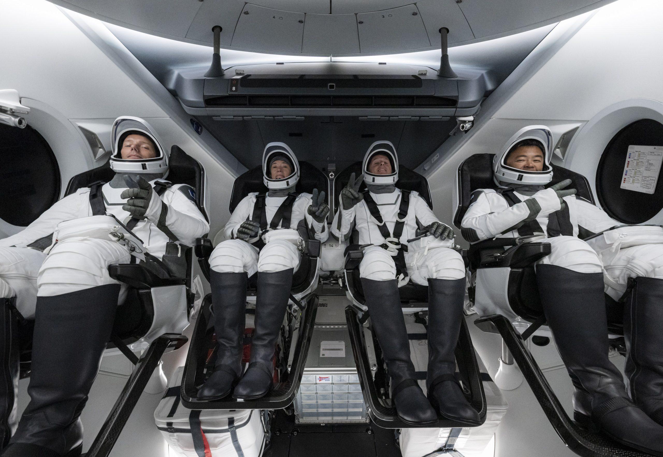 Astronauti SpaceX