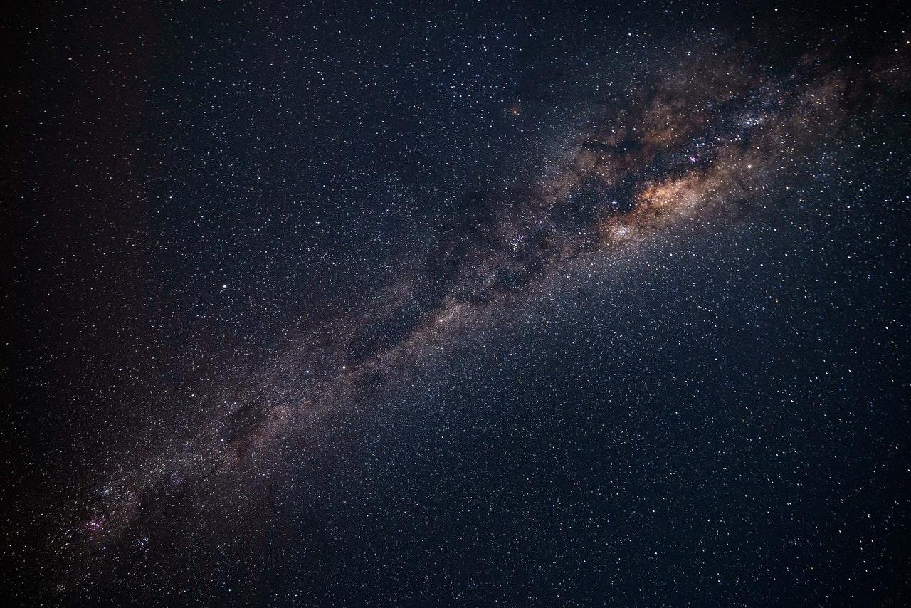 Mliečna cesta - galaxia vo vesmíre