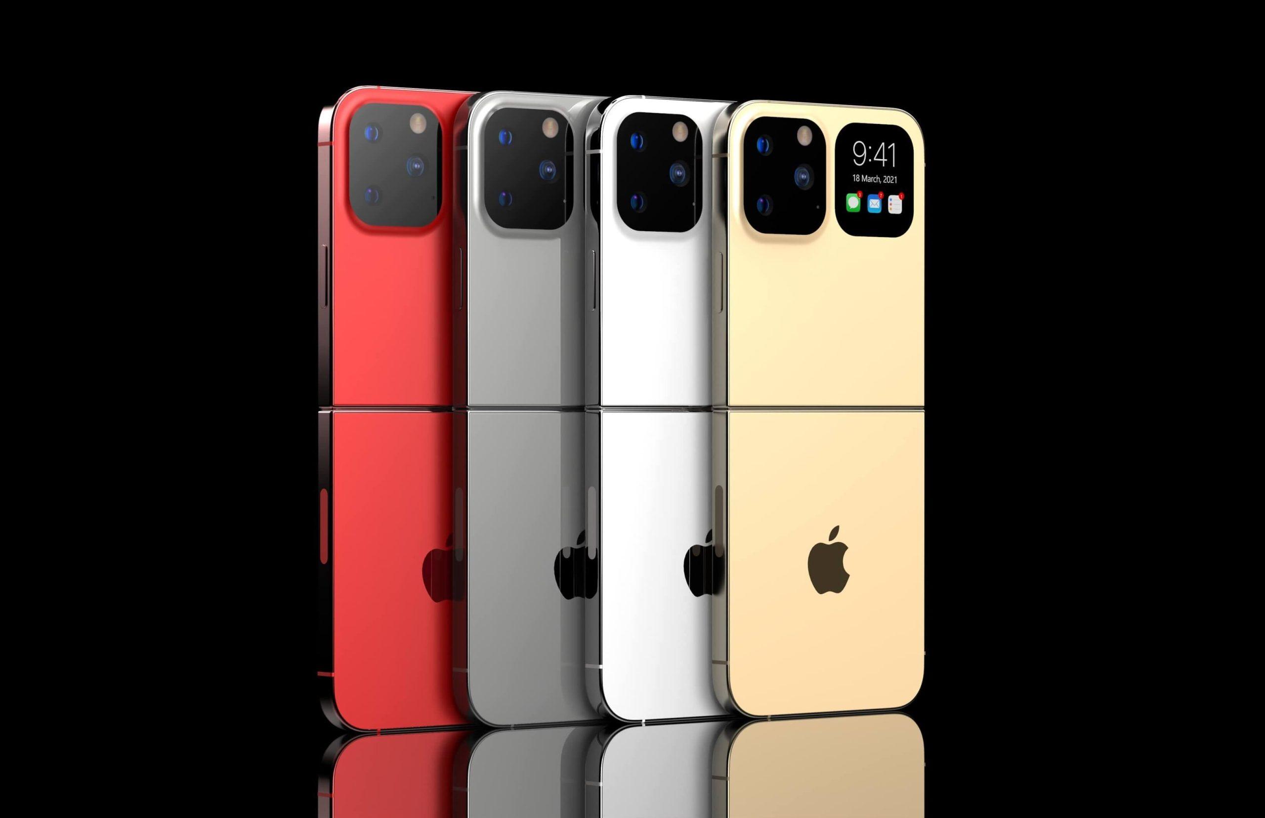 iphone skladaci