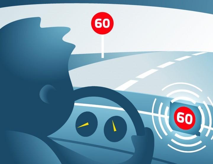 Nové autá budú samé dodržiavať maximálnu rýchlosť.
