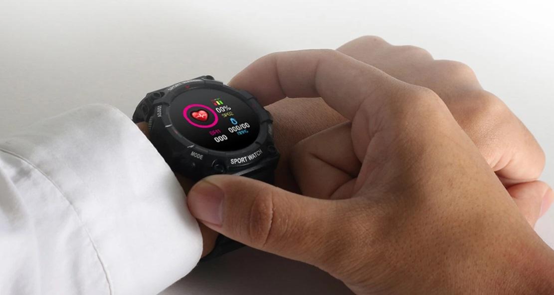Inteligentné hodinky FD68