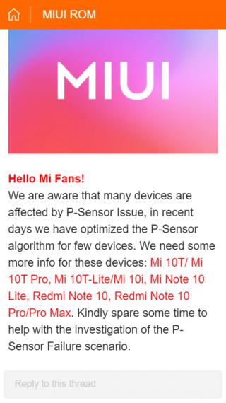 Xiaomi smartfóny trápi nepríjemný problém.