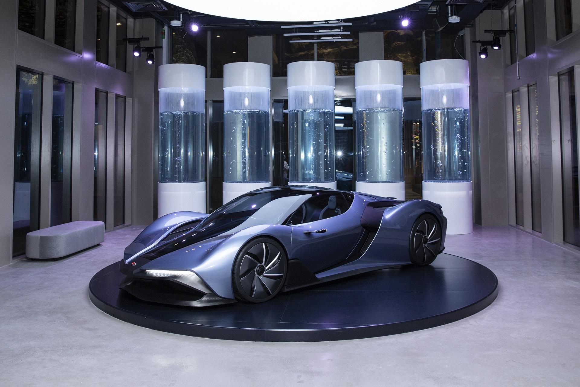 vodikove auto